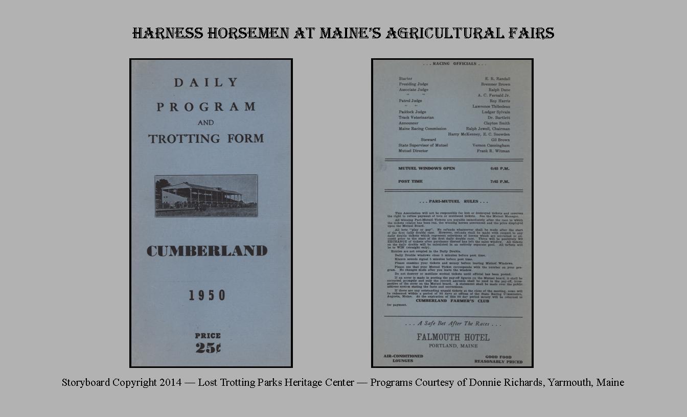 Cumberland Fair, 1950
