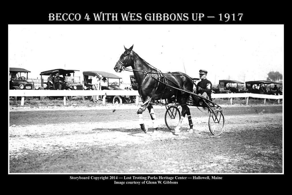 Glenn Gibbons' grandfather, Wes Gibbons