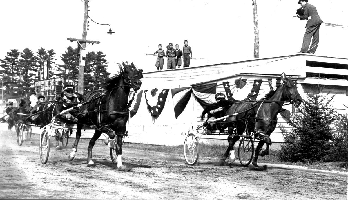 Oxford County Fair — 1939 — Let's Bring the Fans Back to the Grandstands!