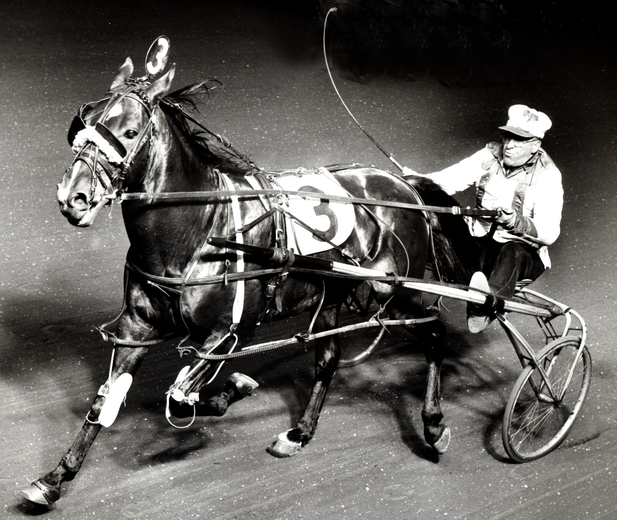 Celebrating the Induction of Maine Harness Horseman Jimmy Jordan into the Harness Racing Hall of Fame — Goshen, New York on July 5, 2015