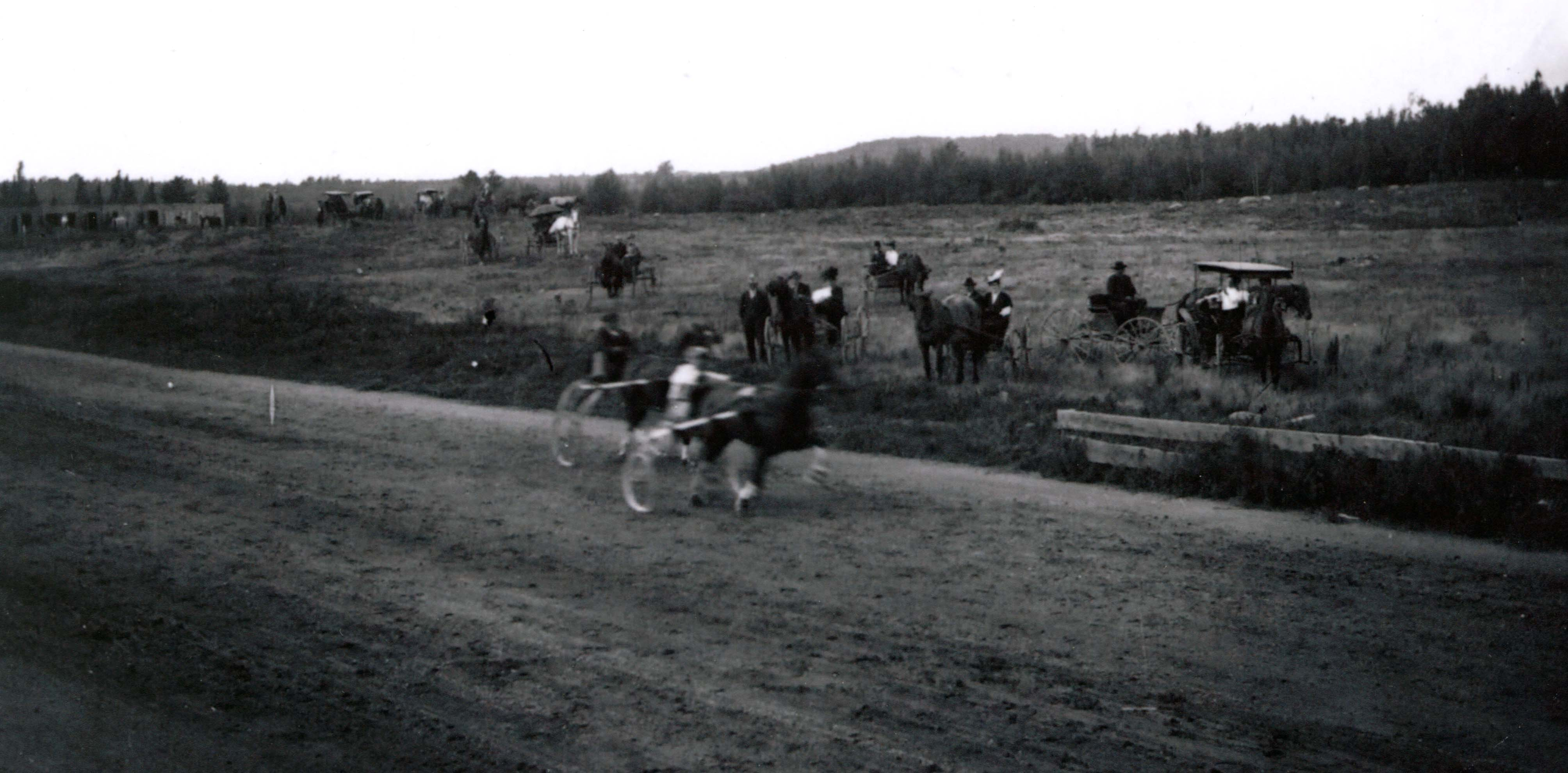 Lincoln s lost trotting park an article by bing sturgeon for Lincoln motor company lincoln maine