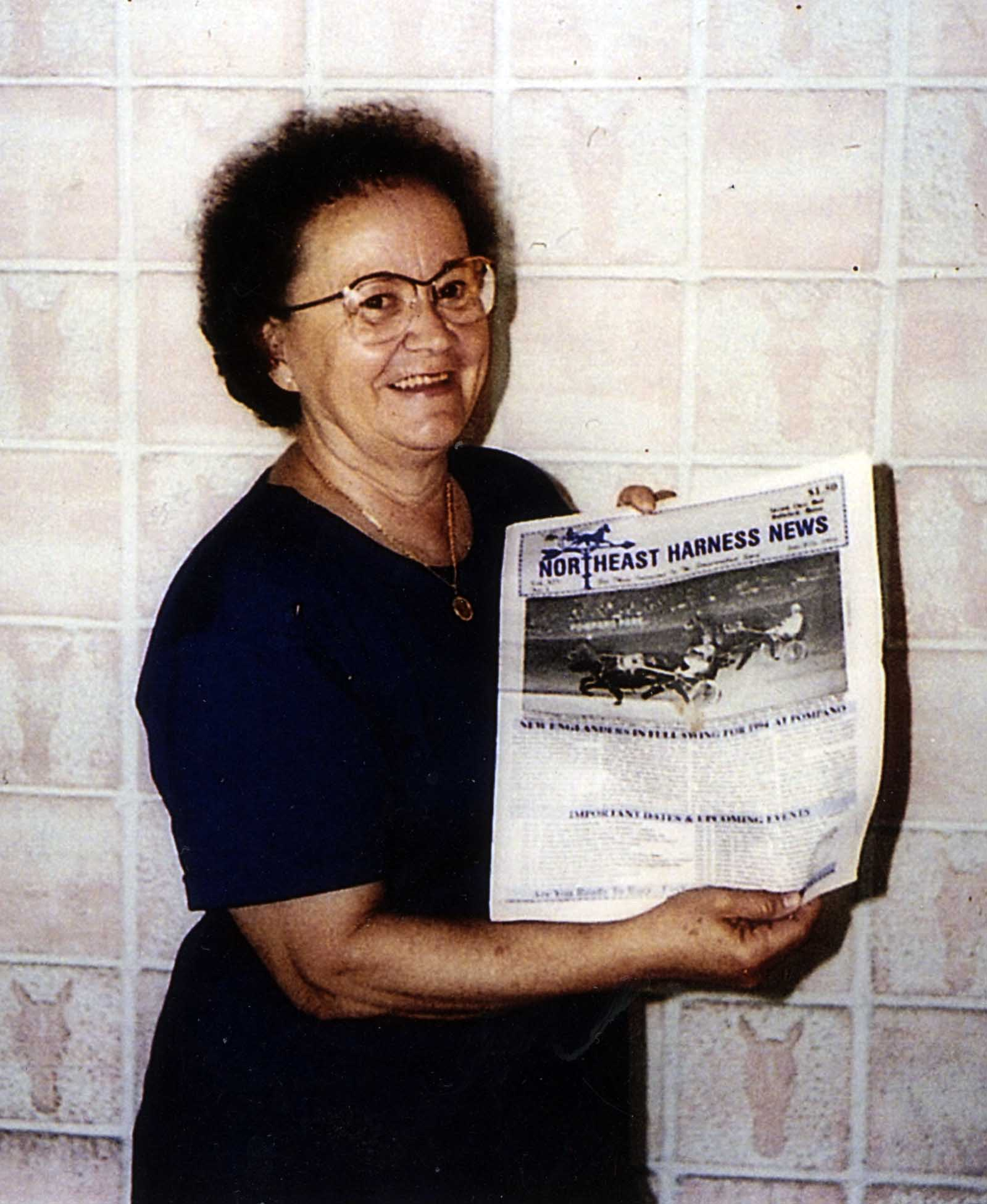 Digital Maine Brings Jean Emerson's Northeast Harness News to the Internet — All Issues from 1980 to 1995